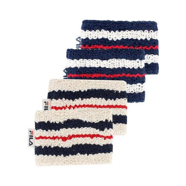 Fila Sports Towel: FILA RETRO WRISTBANDS