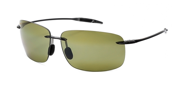 06f1b061eb6 Maui Jim Breakwall Sunglasses Smoke Grey with HT Lenses